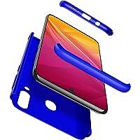 TaiY 360 Grados Protección Case + Pantalla de Cristal Templado,3 in 1 Anti-Arañazos Carcasa Case Caso Fundas teléfonos Móviles