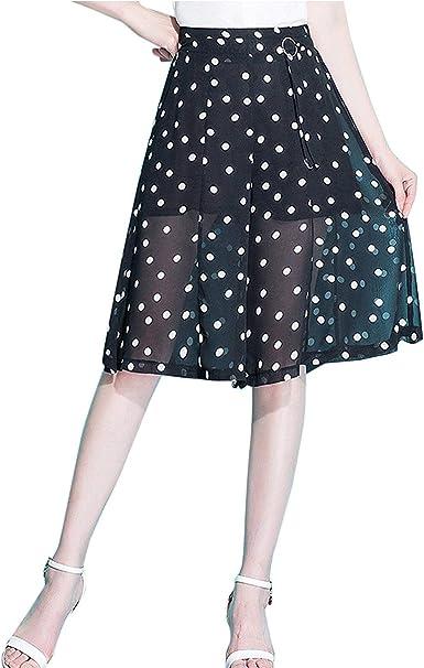 Pantalones Falda Mujer Verano Shorts Casual Modernas Casual ...