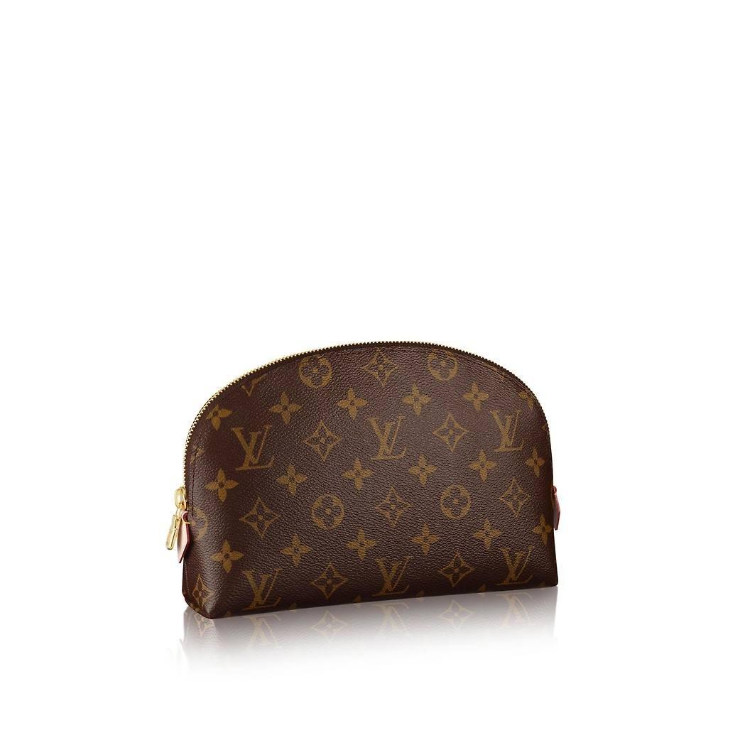 Louis Vuitton Monogram Canvas Cosmetic Pouch GM M47353