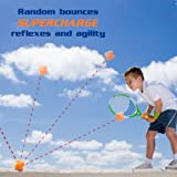 Hi-Bounce Reaction Ball Agility Trainer by Crown