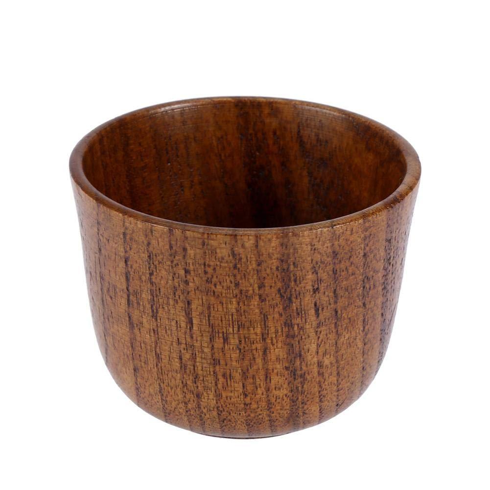 Wood Tea Cup, Natural Jujube Wood Cup Tea Cup Drinking Cup Wood Handmade Water Coffee Cup Drinkware