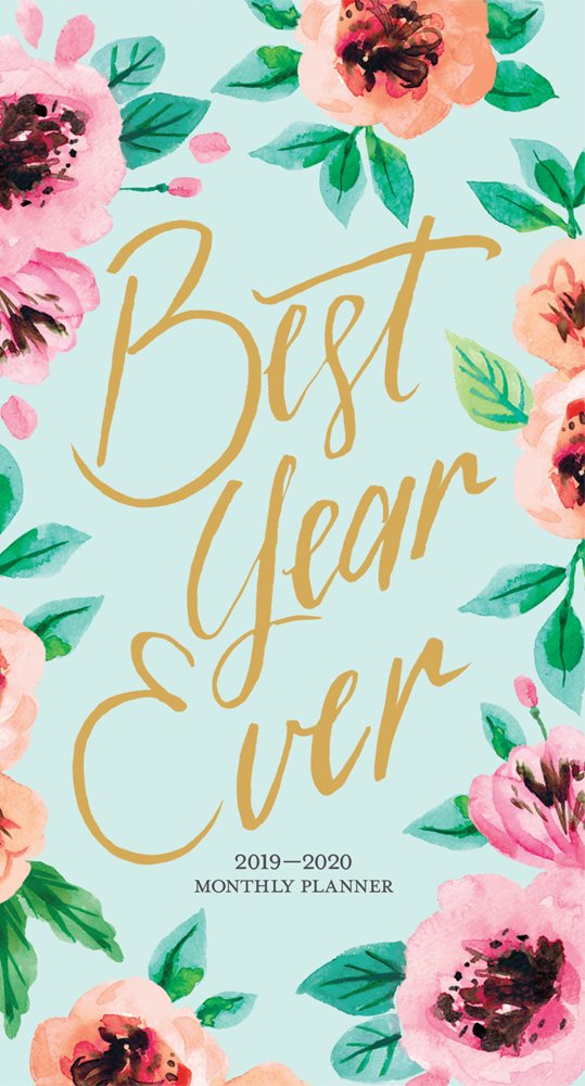 Best Planner For Entrepreneurs 2020 Best Year Ever 2019 2020 Two Year Monthly Planner: Bonnie Marcus