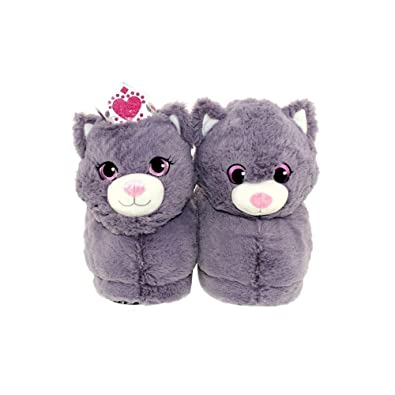 Sleeper z - Chaussons Qui suis-Je Chaton ou Princesse - Adulte Homme Femme 353b3196ee4