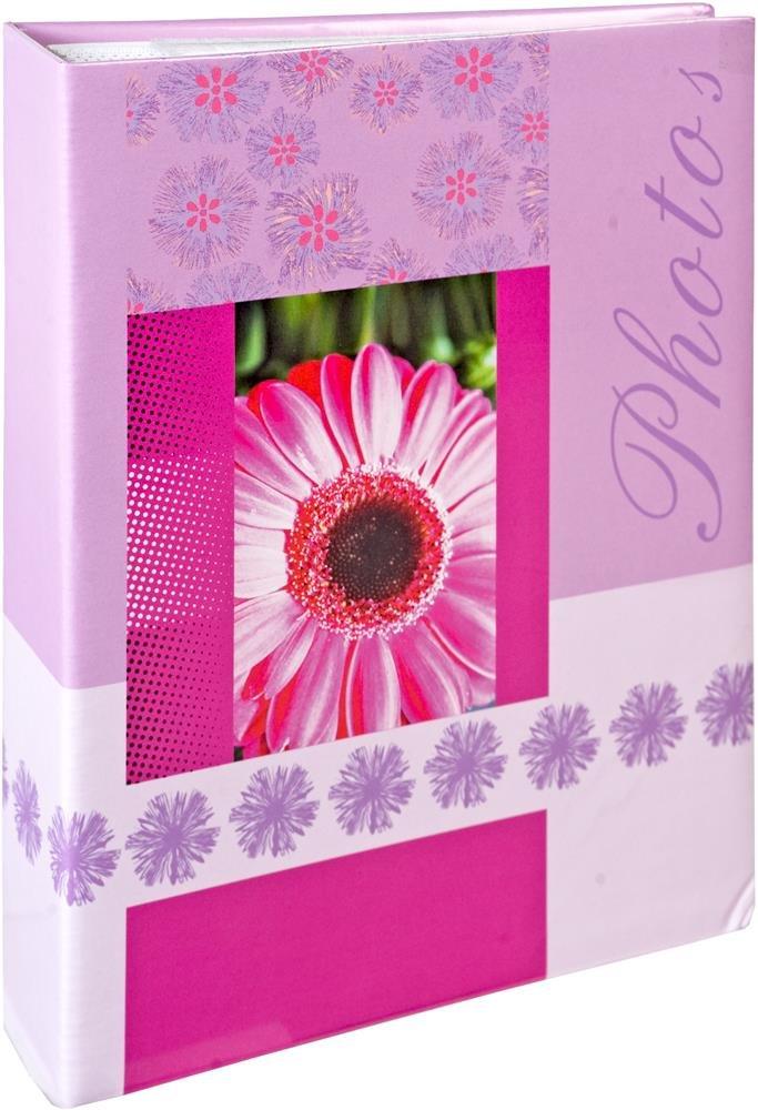 Einsteckalbum Fleur charme für 200 Bilder 10x15 cm