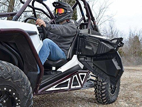 superatv Polaris RZR 900/1000 Turbo puerta bolsas - Conductor y pasajeros laterales db-002-k (1 par): Amazon.es: Coche y moto