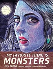 Set against the tumultuous political backdrop of late '60s Chicago,My Favorite Thing Is Monstersis the fictional graphic diary of 10-year-old Karen Reyes, filled with B-movie horror and pulp monster magazines iconography. Karen Reyes tries ...