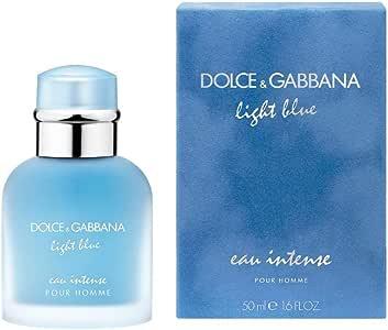 Dolce & Gabbana Light Blue Eau Intense EDP Mens, 50 ml