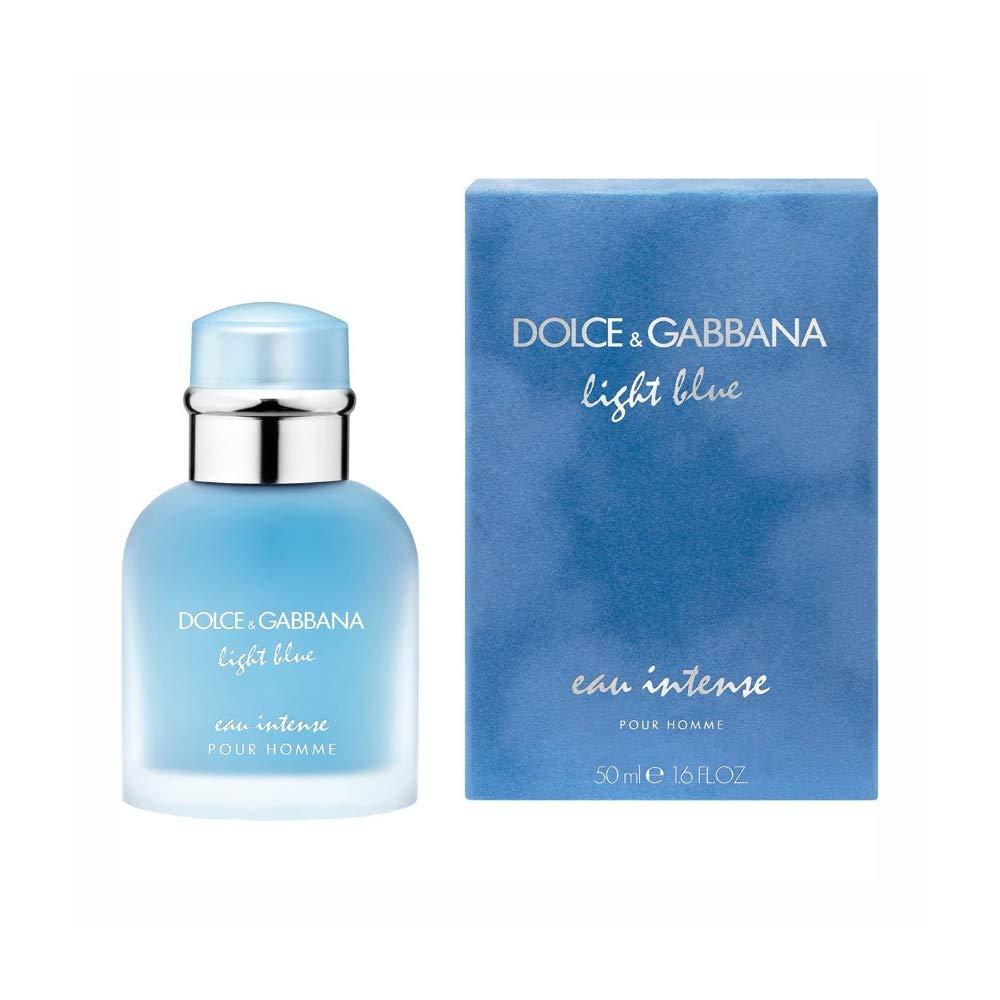 Light Blue by Dolce & Gabbana Eau De Parfum For Men 50ml