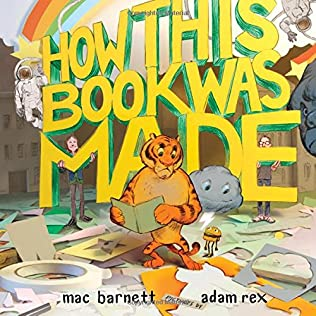 book cover of How This Book Was Made