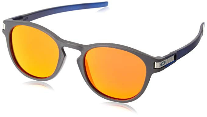 edf4db1060 Amazon.com  Oakley Men s Latch Asian Fit Sunglasses