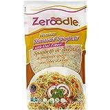 ZEROODLE Shirataki Spaghetti Pasta with Oat Fiber, 400g