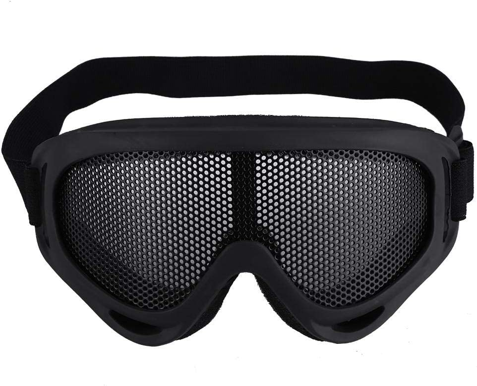 SolUptanisu Gafas Malla Airsoft,Gafas Protección Ocular Táctico ...