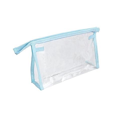 BESTOMZ Bolsa de viaje de viaje transparente claro bolsas de ...