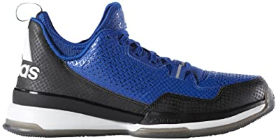 0239842bf1b790 adidas D Lillard Basketball Mens basketball-shoes S85494 9.5 - Royal  CoreBlack