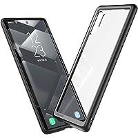 SUPCASE Funda Samsung Galaxy Note 10 Plus, [Unicorn Beelte Style] Carcasa de Proteccion híbrida de Primera Calidad para Samsung Galaxy Note 10 Plus 2019 Note 10+ 5G(Negro)