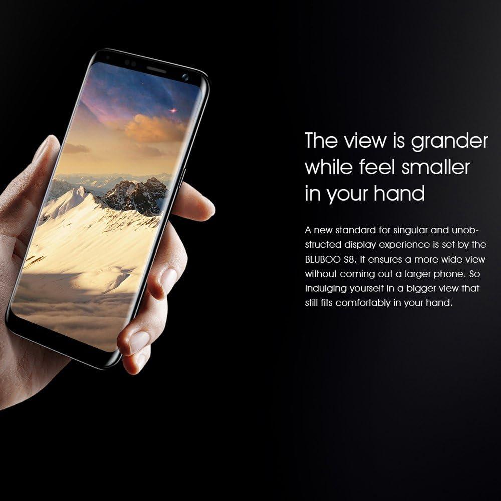 BLUBOO S8 teléfono móvil 5.7 Pulgadas 1440 * 720 píxeles HD + ...