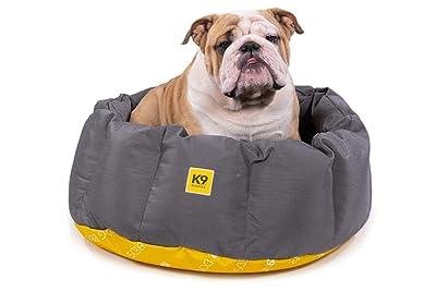 K9 Ballistics Round Dog Bed Deep Den