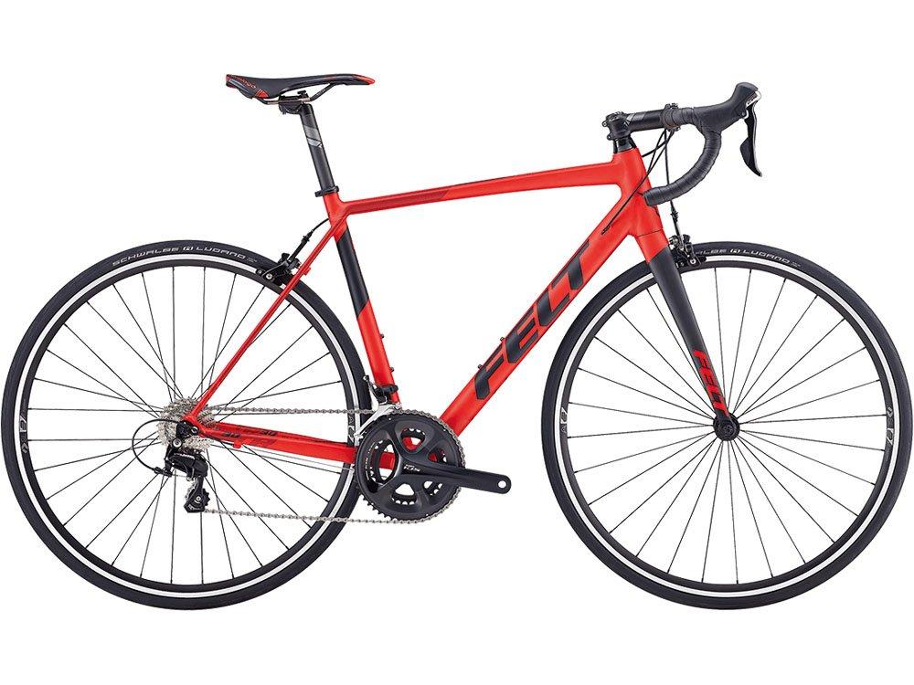 FELT(フェルト) 17'FR30 (105 2x11s) ロードバイク マットレッド B00B704P3U 470