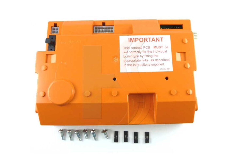 Ideal Elise Esprit Evo Icos Isar Istor Mexico HE PCB 174486 Orange Control Box