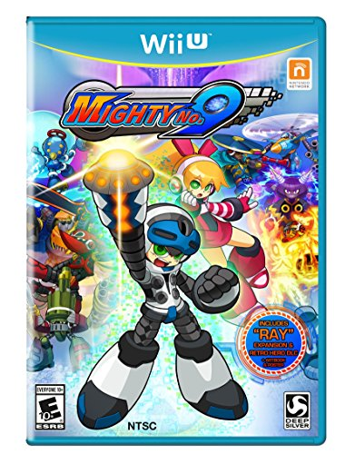 Mighty No. 9 - Wii U (Wii Number)