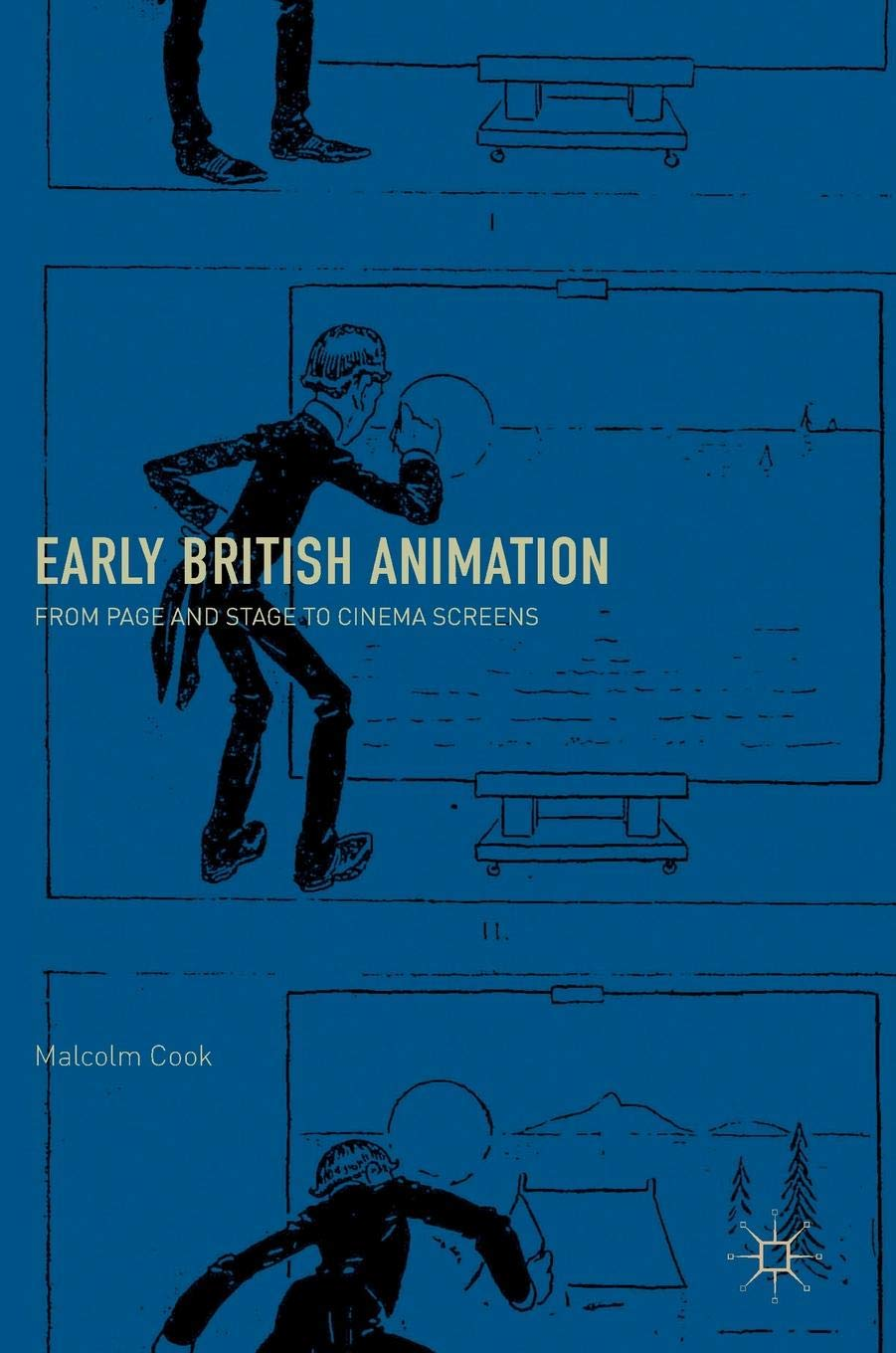 Image result for malcolm cook british animation