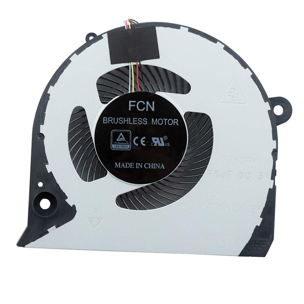 Cooler Gpu Para Dell Inspiron 7577 7588 G7-7588 Series Dfs541105fc0t By Ydlan