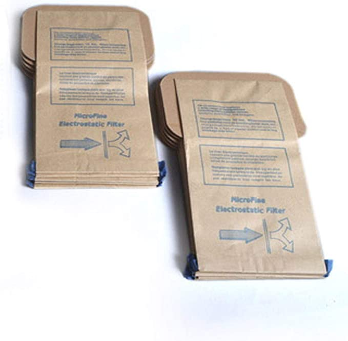 2 Pack Replacement Vacuum Bags for Electrolux EL7020B Canister Vacuums