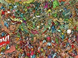 """Fanboys VS Zombies #1 1:25 wrap around """"Where's the zombie?"""" Variant Cover"""