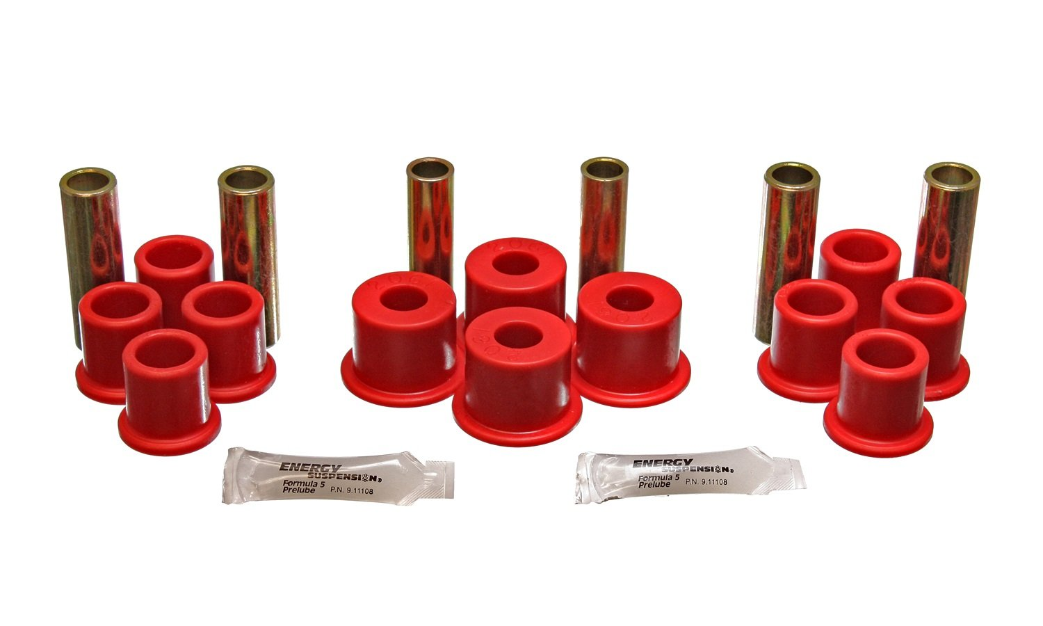 Energy Suspension 4.2122R Spring Bushing for Ford 2WD and 4WD