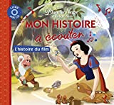 Blanche-Neige, Livre-CD Nouvelle Formule (Mon Petit Livre-CD) (English and French Edition)