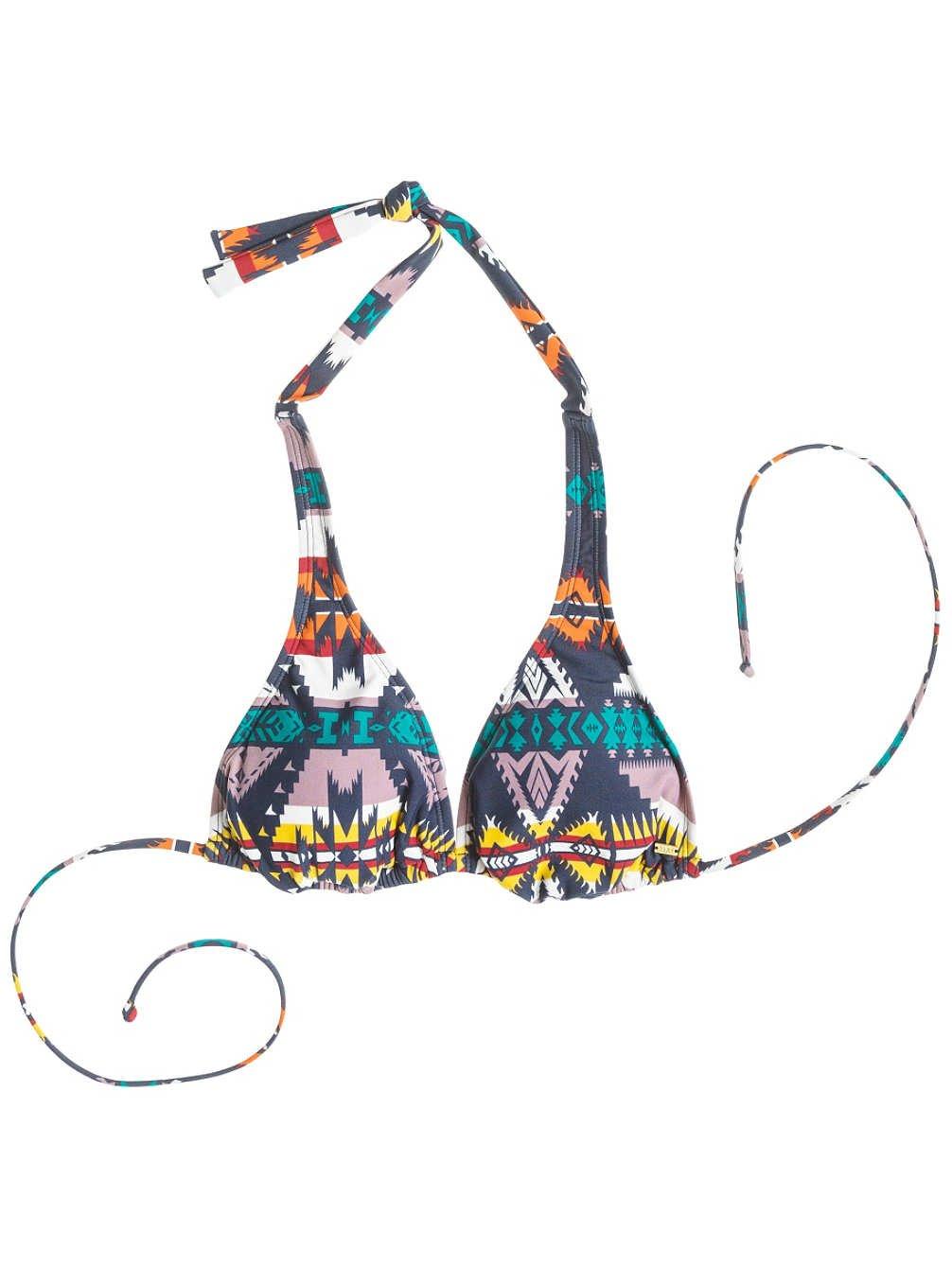 Bikini Roxy Sunset Halter Bikini Top