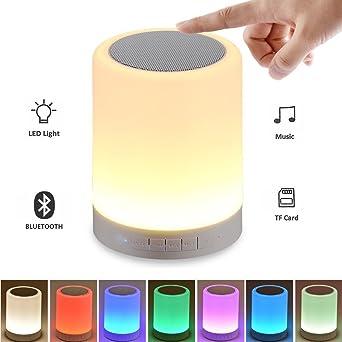 MultifonctionnelleSans Wanchuang Fil Enceinte Bluetooth Lumineuse WEYeb2DH9I