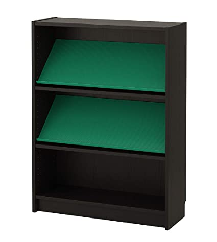 Amazon.com: IKEA Bookcase with Display Shelf for Books ...