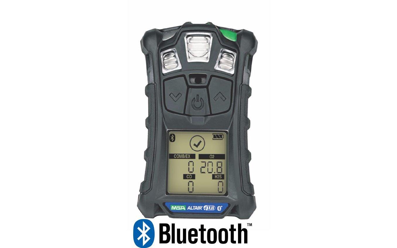 MSA 10110489-BT Altair 4XR Gas Detector (Bluetooth) Calibration Kit + Pump Probe - - Amazon.com