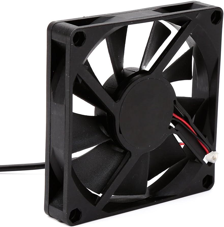 USB de ordenador Cooler ventilador 80 x 80 x 15 mm DV 5 V sin ...
