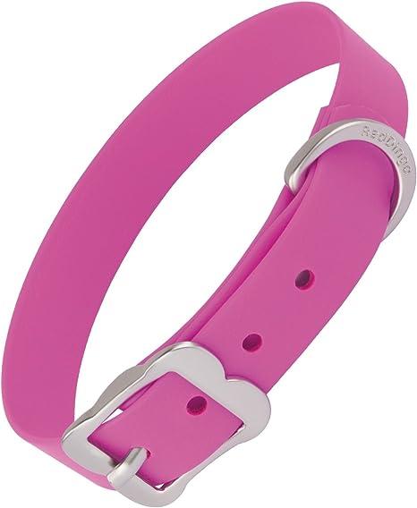 Red Dingo GmbH 9330725067363 Collar Perro, Fucsia: Amazon.es ...