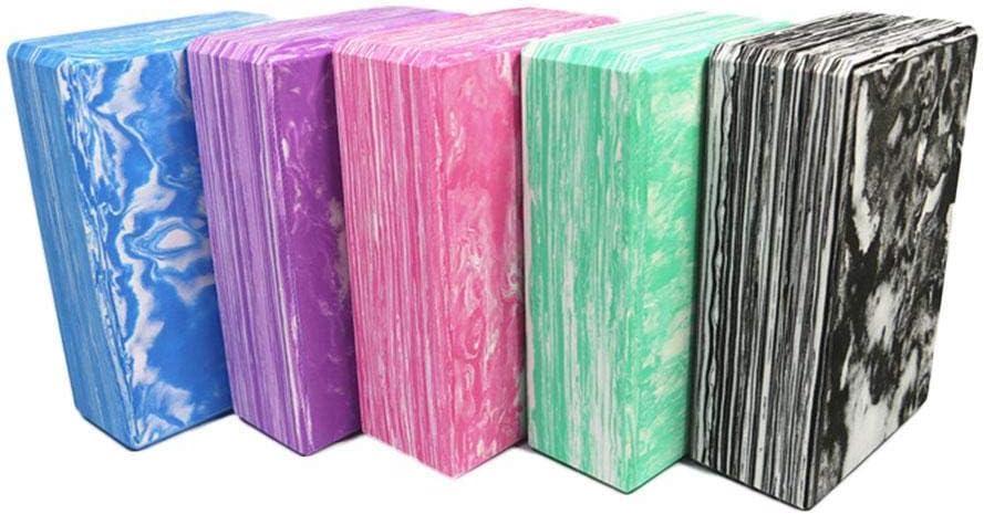 SharpointHome EVA Yoga Foam Brick High Density Yoga Exercise Block Foam Yoga Block