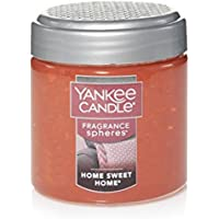 Yankee Candle Sweet Home Fragrance Spheres, Fragance, Clear