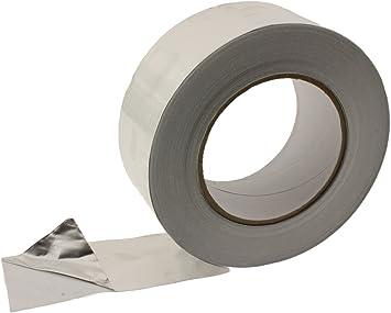 Cinta adhesiva de aluminio HVAC de 2 milímetros, 36 mm ...
