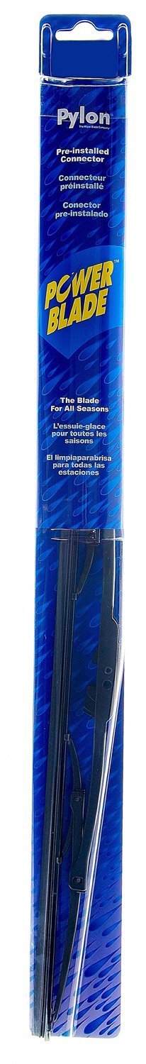 "Pylon PowerBlade All Weather Wiper Blade, 17"" (Pack of 1)"