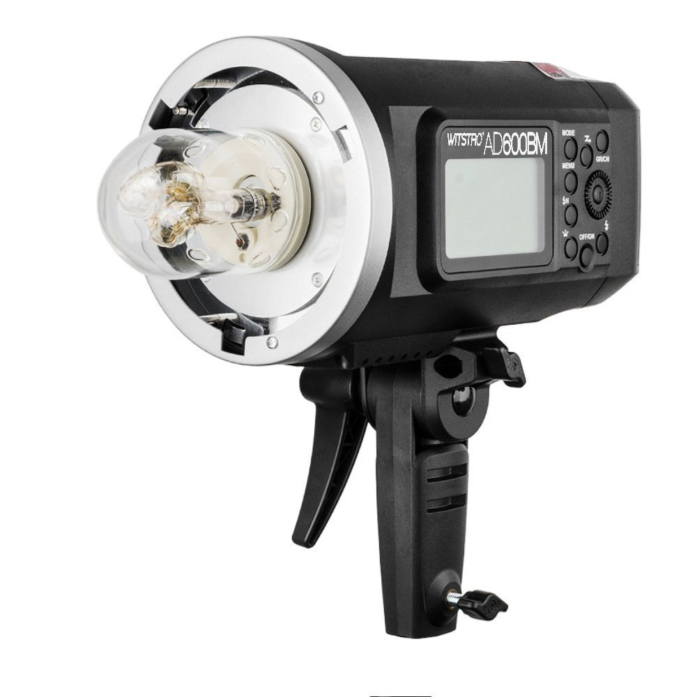 Godox AD600BM Bowens Mount 600Ws GN87 1/8000s HSS Outdoor Flash Strobe Studio Monolight with X1T-N Wireless Trigger Transmitter Compatible for Nikon Cameras &32x32inch Softbox&Standard Reflector&Snoot by Godox (Image #3)