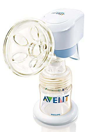 Amazon Com Philips Avent Isis Iq Uno Electric Breast Pump White