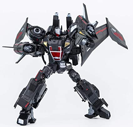 New Transformers Maketoys MT MTCD-05SP Buster Stealthwing Figure In Stock