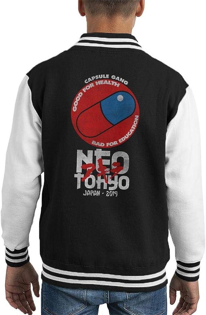 Cloud City 7 Neo Tokyo Capsule Gang Akira Kids Varsity Jacket ...