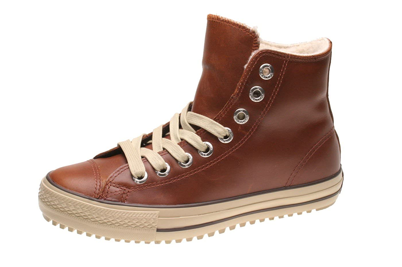 Converse Lederchucks BOOT MID 134478C Pinecone