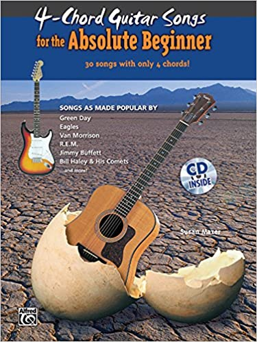 4-Chord Songs for the Absolute Beginner: Book & CD (Absolute ...