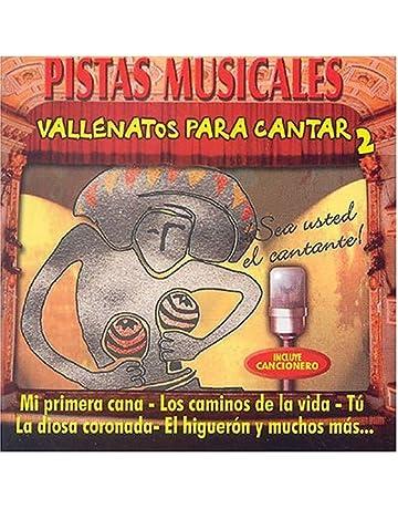 Pistas Musicales Vallenatos Para Cantar Vol. 2