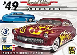 Revell 1:25 '49 Mercury Custom Coupe from Revell