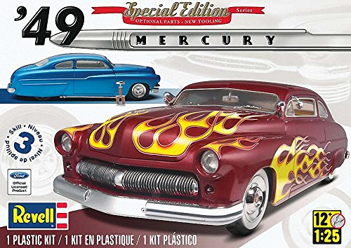 Model Custom Kit (Revell 1:25 '49 Mercury Custom Coupe)