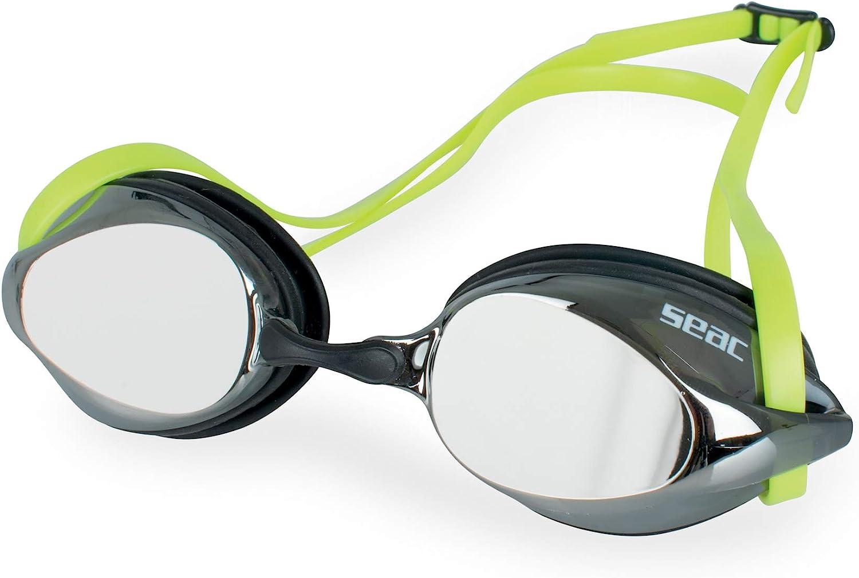 protection solaire pour les yeux Seac Ray parfaites pour leau libre lunettes de natation miroir pour femmes et hommes